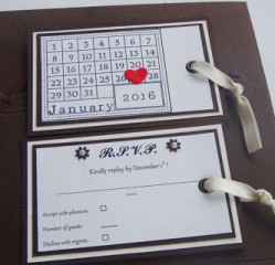 Invitation card, greeting card